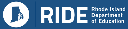 Rhode Island Department of Education Logo